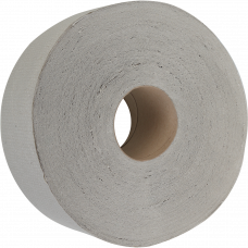 """Бумага туалетная макулатурная """"Джамбо"""", 130м, на гильзе, 6 шт в упаковке"""