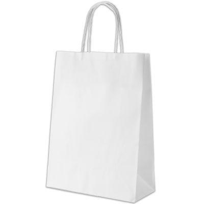 """Пакет с ручками """"Ecobag"""", 240*100*360, белый"""