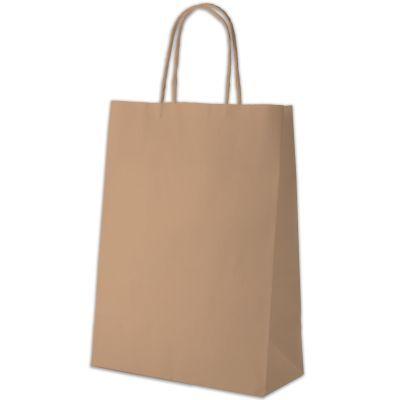 """Пакет с ручками """"Ecobag"""", 240*100*360, коричневый"""