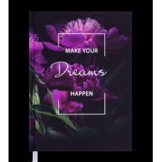 Ежедневник недатированный MAGIC, A5, фиолетовый