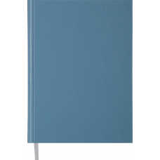 Ежедневник недат. STRONG, L2U, A5, голубой, бумвинил