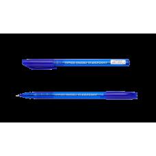 Ручка масляная HYPNOS, 0,5 мм, трехгранный корпус, синие чернила