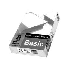 Бумага офисная A5 Basic copy, 80г/м2, 500 листов,