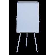 Флипчарт магнитный сухостираемый, JOBMAX, 70 х100 cм, на треноге, вертикальный