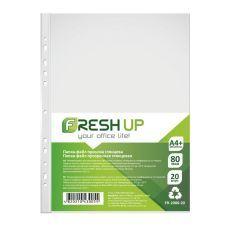 Файл A4+ глянцевый Fresh Up 80мкм, 20шт/уп