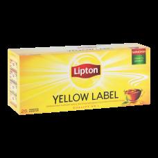 Чай черный Lipton Sunshine YL ceylon байховый, 25х2г/уп