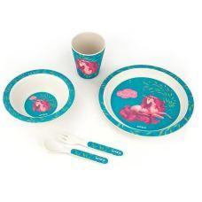 Набор посуды из бамбука Lovely Sophie (5 предметов)