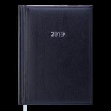 Ежедневник датированный 2019 BASE Miradur A6 черный