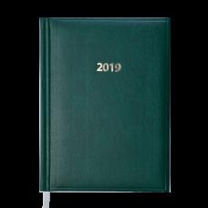Ежедневник датированный 2019 BASE Miradur A6 зеленый