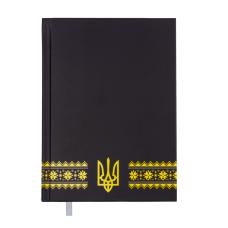 Ежедневник датированный 2019 UKRAINE A5 т.-синий