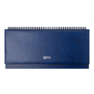 Планинг датированный 2021 BASE, синий