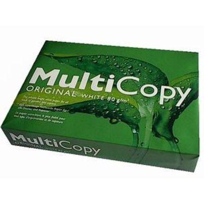 Бумага офисная MultiCopy, Stora Enso, А4 80г / м2, Швеция (MCA480)