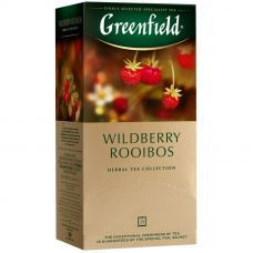Чай Greenfield в пакетиках Wildberry Rooibus 1,5г х25 шт