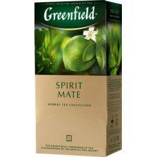 Чай Greenfield в пакетиках Spirit Mate 1,5г х25 шт