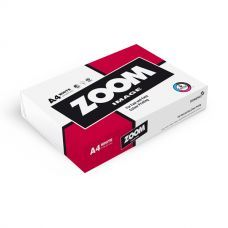 Бумага офисная A4 Zoom Image клас А, 80г/м2, Швеция