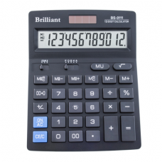 Калькулятор BS-0111 12р., 2-пит