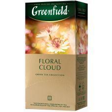 Чай Greenfield в пакетиках Floral Cloud 1,5г х25 шт