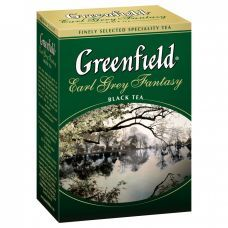Чай черный Greenfield Earl Grey Fantasy 100г