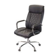 Кресло Виконт А-КЛАС CH TILT чёрный