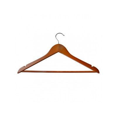 Вешалка EVERYDAY одежная 44,5 х 23 х 1,2 см, ТМ МД (RE05163)