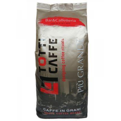Кофе в зернах TOTTI PIU GRANDE 1кг (32557)
