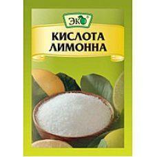 Лимонная кислота 25 гр