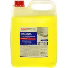Универсальное средство для мытья пола и поверхностей, лимон, 5 л PRO