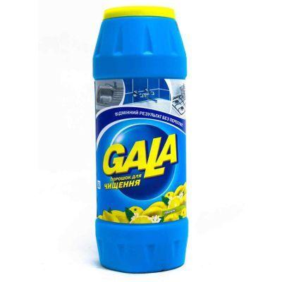 Средство чистящее универсальное порошок GALA 500г лимон (JP062)