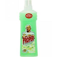 Средство чистящее жидкость Mr.PROPER 750мл, бодрящий лайм и мята