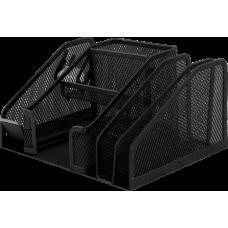 Прибор настольный 210x150x100мм металл черный