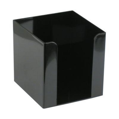 Куб для бумаги 90x90x90мм черный (D4005-01)