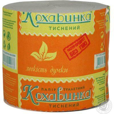 Бумага туалетная Кохавинка (26302)