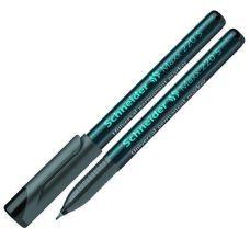 Маркер перманентный универсальный SCHNEIDER MAXX 220 F 0,4мм черный