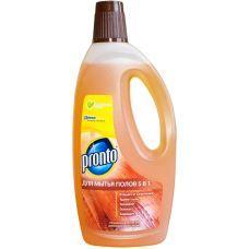 Средство для мытья дерев полов PRONTO 750г
