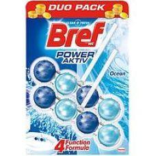 Средство для дезинфекции и запаха Bref-Duo Сила Актив, 8 шариков