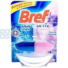 Средство для дезинфекции и запаха Bref-Duo Сила с корзинкой, 50 мл