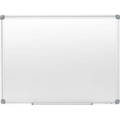 Доска маркерная сухостираемая JOBMAX 45х60см в алюминиевой рамке (BM.0001)