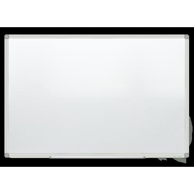 Доска маркерная сухостираемая JOBMAX 60х90см в алюминиевой рамке (BM.0002)