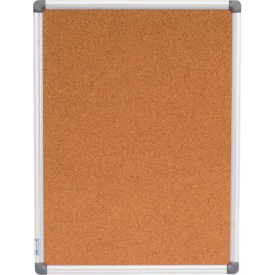 Доска пробковая 45x60см алюминиевая рамка (BM.0016)