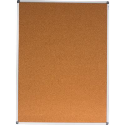 Доска пробковая 90x120см алюминиевая рамка (BM.0018)