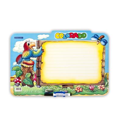 Доска ламинированая для письма COLORADO детский вариант (gr.TAB3)