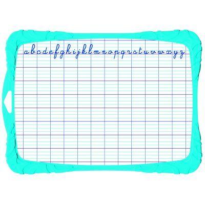 Доска для рисования Shatterproof с комплектом двухсторонняя (MP.583510)