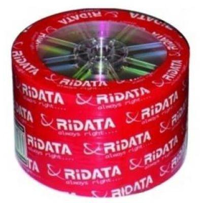 Диск RIDATA CD-R 700Mb 52x Bulk 50 pcs (5450081)