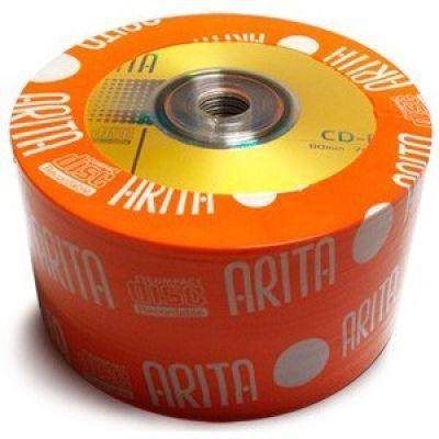 Диск ARITA CD-R 700Mb 52x Bulk 50 pcs (5476903)