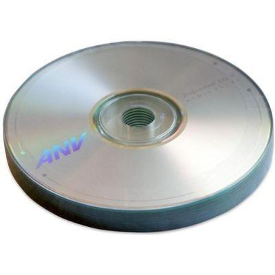 Диск ANV CD-R 700Mb 52x Bulk 10 pcs (5974276)