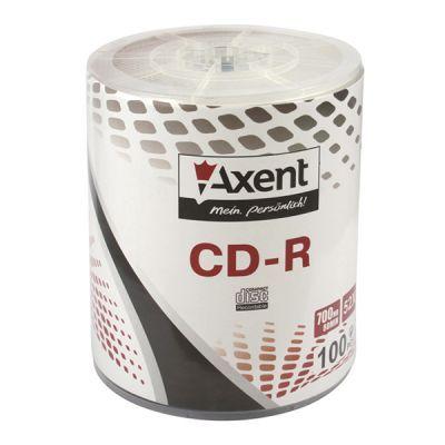 Диск CD-R 700MB/80min 52X bulk-100 (8101-A)