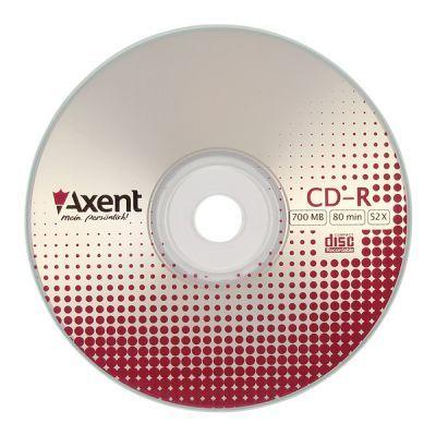 Диск CD-R 700MB/80min 52X bulk-50 (8102-A)