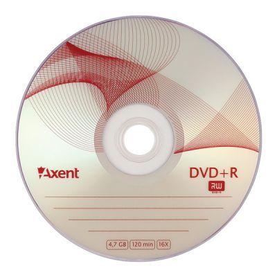 Диск DVD+R 47GB/120min 16X bulk-50 (8108-A)