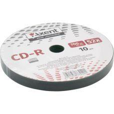 Диск CD-R 700MB/80min 52X bulk-10