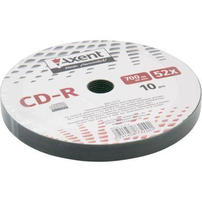Диск CD-R 700MB/80min 52X bulk-10 (8115-A)
